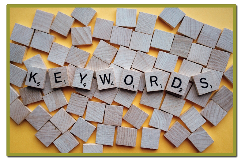 SEO keyword optimisation