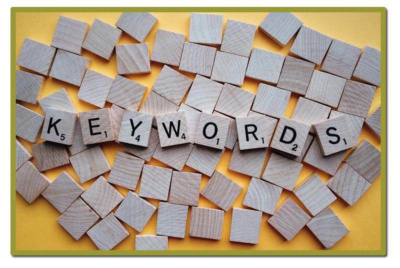 SEO keyword optimisation