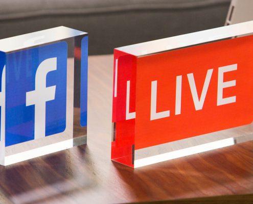 image of Social Media Management using Facebook Live