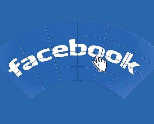 Image of Facebook pixel
