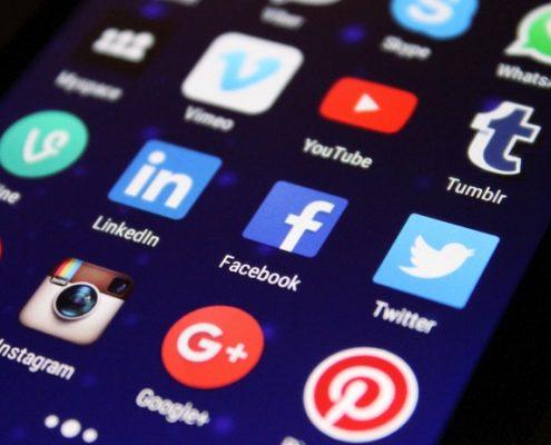 Image of providing value through social media